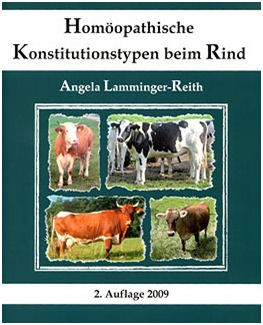 Buch: Homöopathische Konstitutionstypen beim Rind