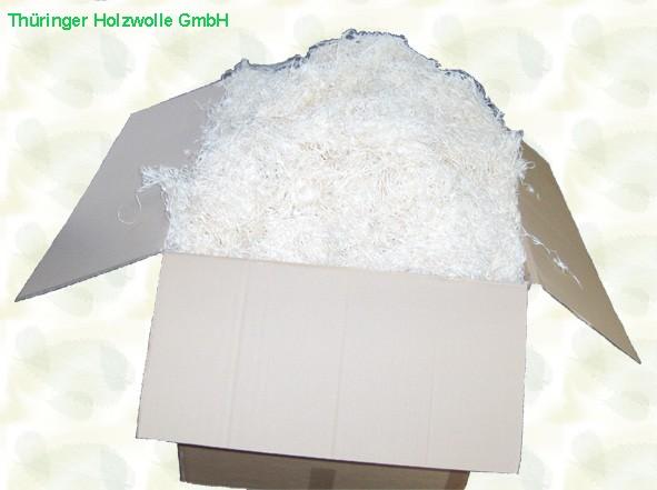 Euterwolle aus Thüringen ca. 10 kg im Karton