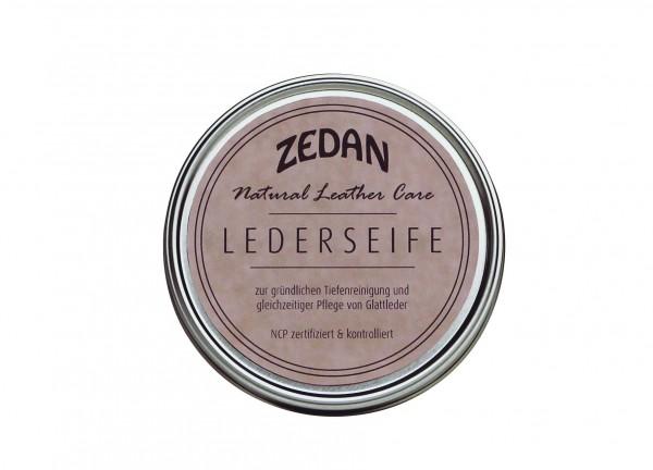 Zedan Lederseife NCP zertifiziert
