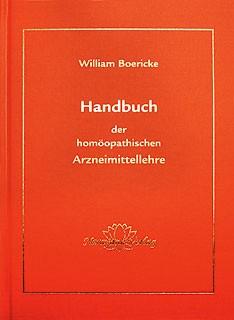 Handbuch der homöopathischen Arzneimittellehre von Boericke