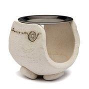 Keramikstövchen Spirale
