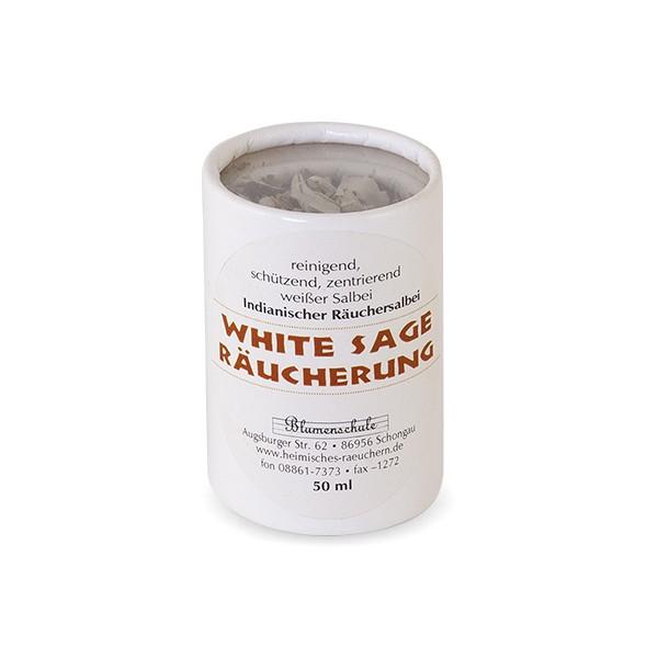 White Sage Räucherung