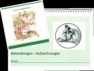 """©Behandlungs-Aufzeichnungsbuch IGARI ® """"BABI"""""""