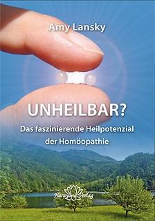 """Buch """"Unheilbar?"""" von Amy Lansky"""