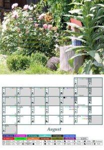 Haus- und Hof Mondkalender 2021