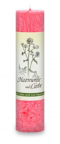 Allgäuer Heilkräuter-Kerze Harmonie & Liebe