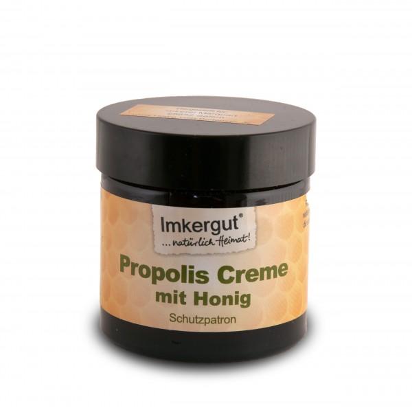 Propolis Creme mit Honig