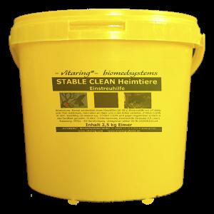 STABLE CLEAN Einstreuhilfe für Heimtiere