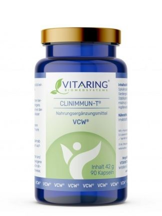 Clinimmun-T®, Dose 90 St. vegetarische Kapsel, VEGAN