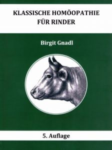 Buch: Klassische Homöopathie für Rinder 5. Auflage