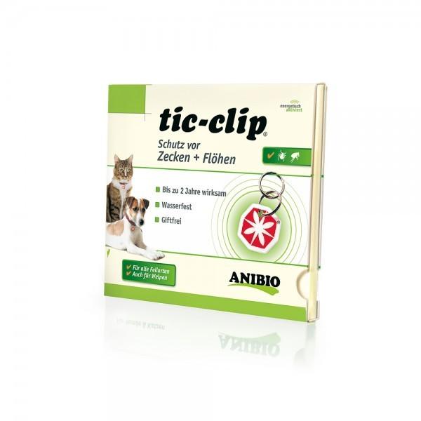 Tic-Clip Anhänger