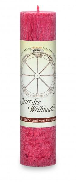"""Allgäuer Heilkräuterkerze """"Geist der Weihnacht"""""""