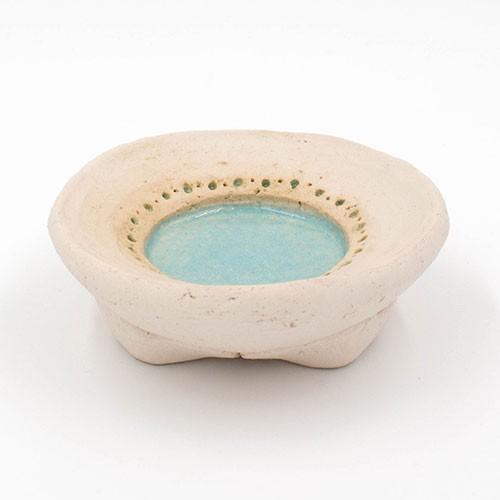 Keramikständer für Allgäuerheilkräuterkerze