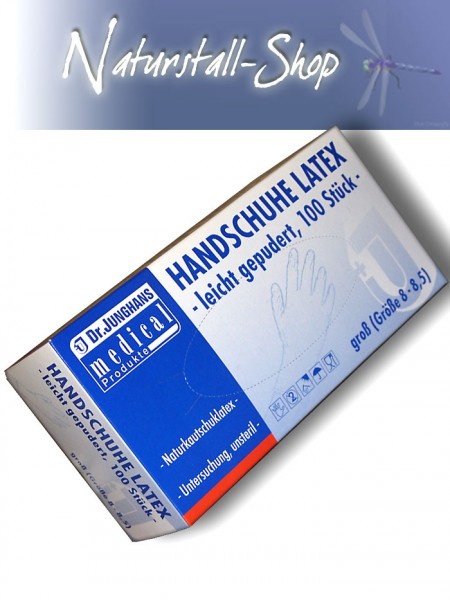 Handschuh Latex